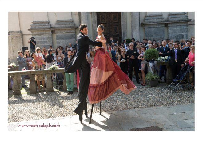 Coreografia dopo la Cerimonia