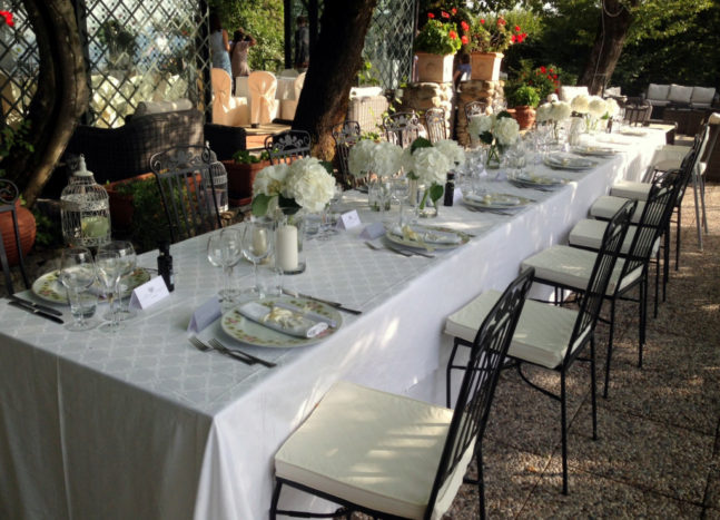 Tavolo Noemi Wedding