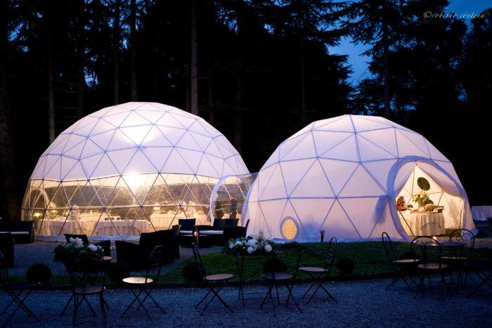 Dome in villa!