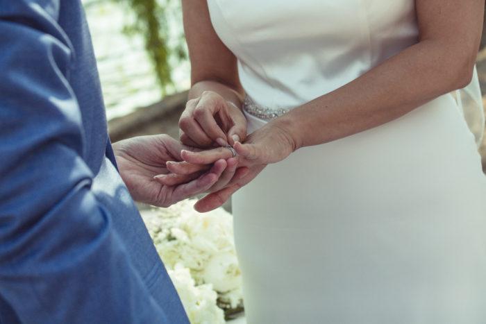 Scambio Anelli Noemi Wedding