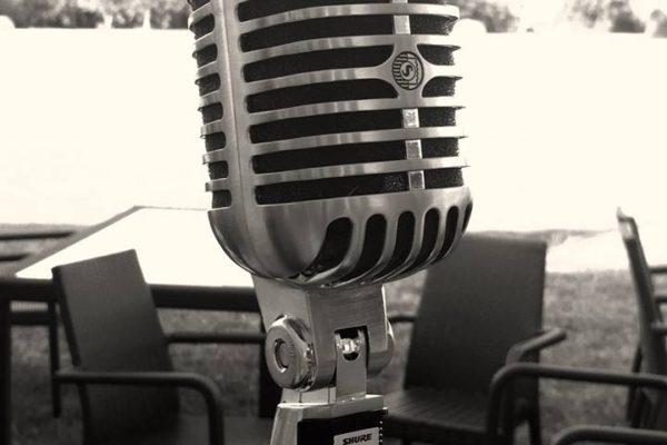 Microfono Fede