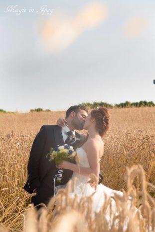 Baci nel grano (Marne)