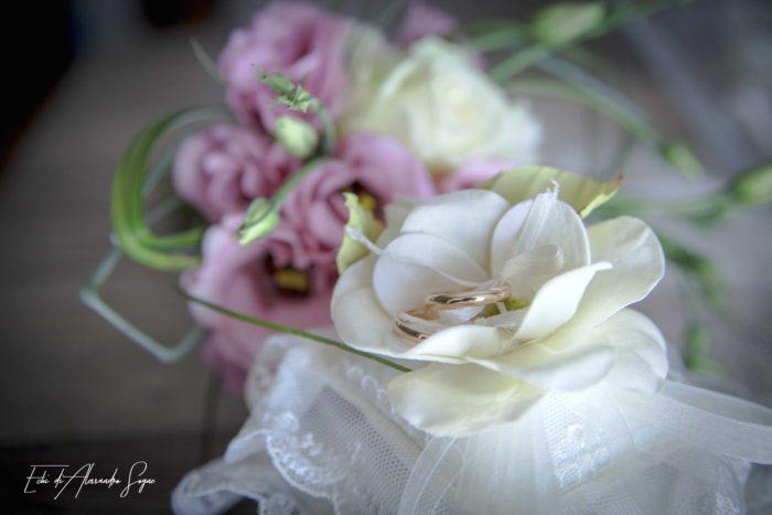 Il mazzo di fiori