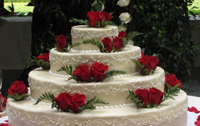 La torta nuziale