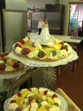 le torte da sposa