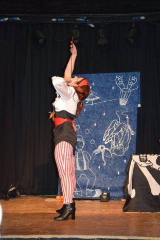 Circo della Luna - Piratessa