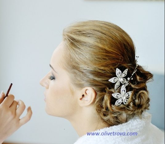 acconciatura sposa Rapallo
