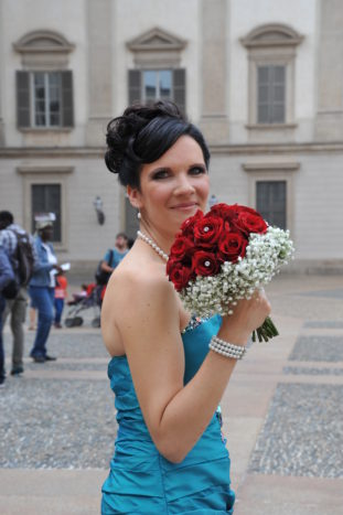 sweden wedding in milan
