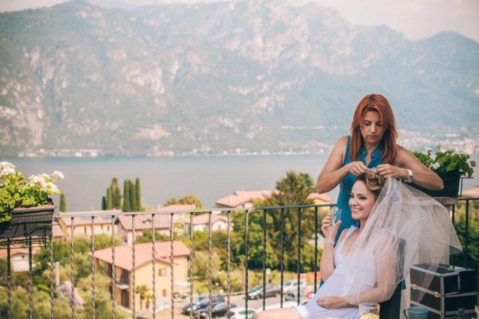 nozze a Bellagio