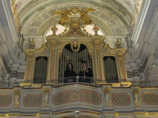 Organo e tromba