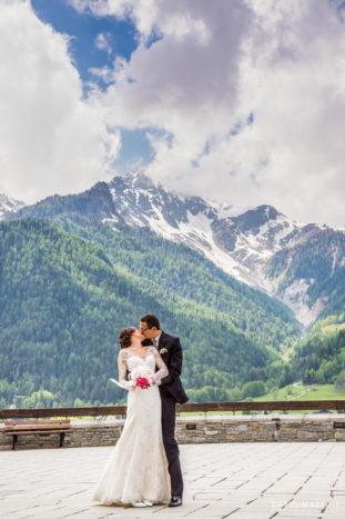 Matrimonio a Courmayeur