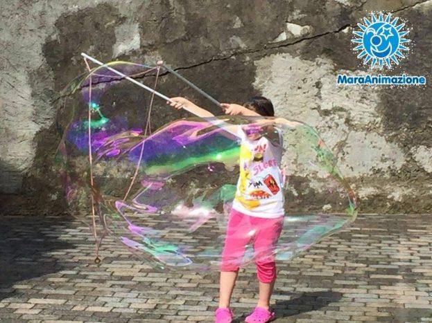 bubble of soap