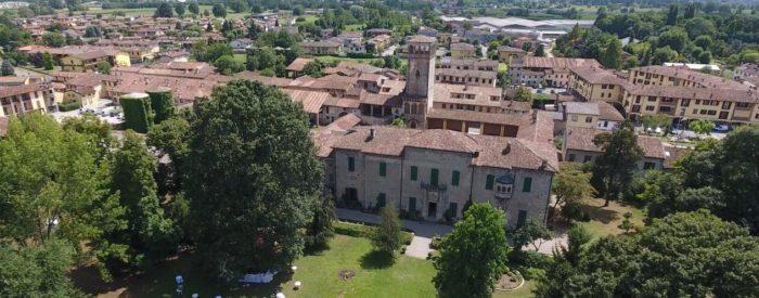 Il complesso di Villa Marazzi