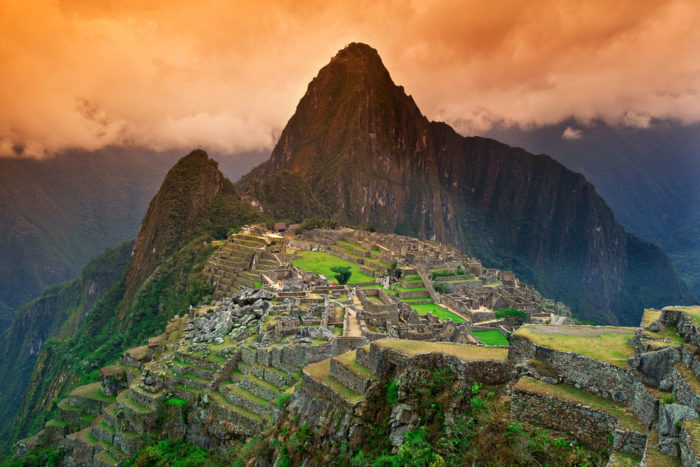 Perù  Macchu Picchu