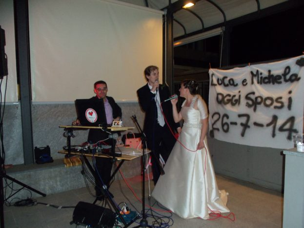 Matrimonio Michela e Luca