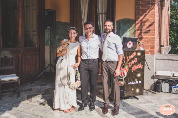 Matrimonio Sara e Domenico