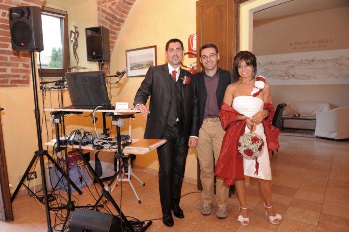 Matrimonio Barbara e Stefano