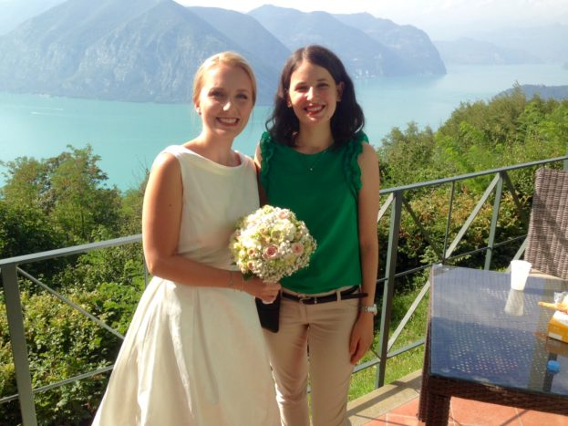 Noemi Wedding e sposa