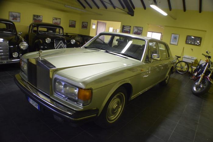 Rolls-Royce - Silver Spoon