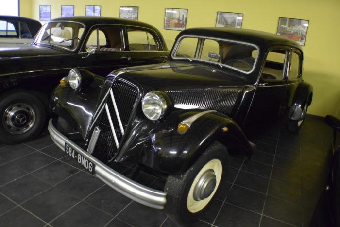 Citroën - Saint Gobain