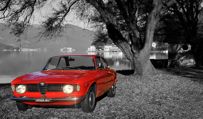 Giulia - Alfa Romeo Sprint GT