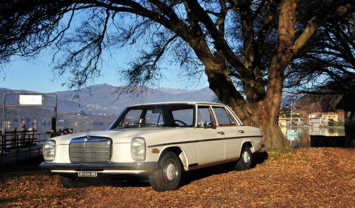 Titti - Mercedes 220 / 8
