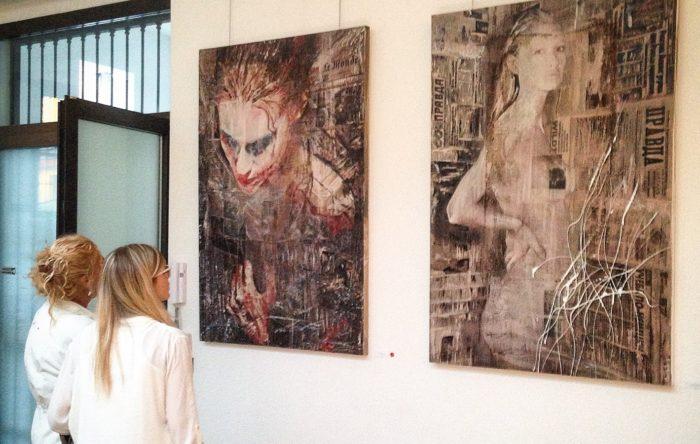 Marcello Manca Exhibit