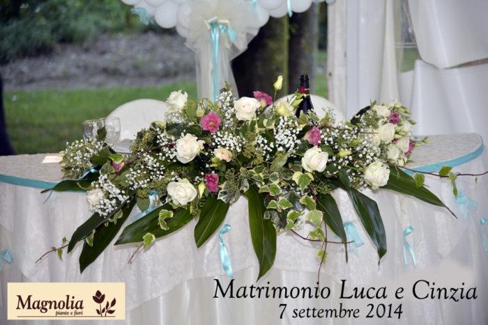 Matrimonio Luca e Cinzia