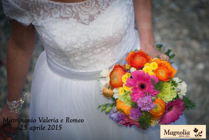 Matrimonio Valeria e Romeo