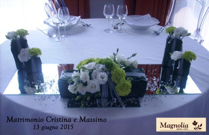 Matrimonio Cristina e Massimo