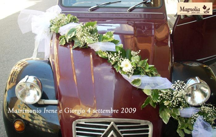 Matrimonio Irene e Giorgio