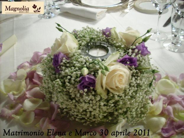 Matrimonio Marco ed Elena