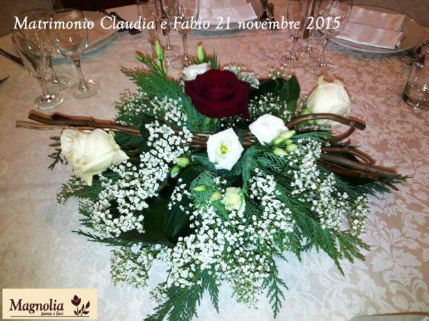 Matrimonio Claudia e Fabio