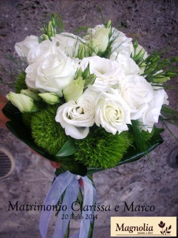 Matrimonio Clarissa e Marco