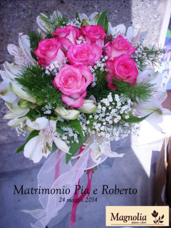 Matrimonio Pia e Roberto