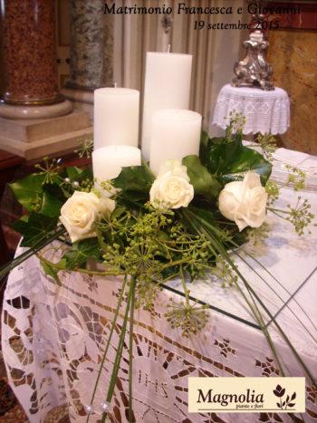 Matrimonio Francesca e Giovann