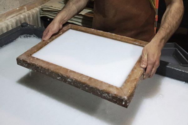 Formazione del foglio A3