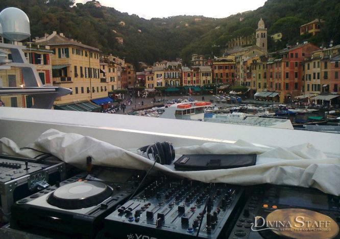 Yacht Portofino