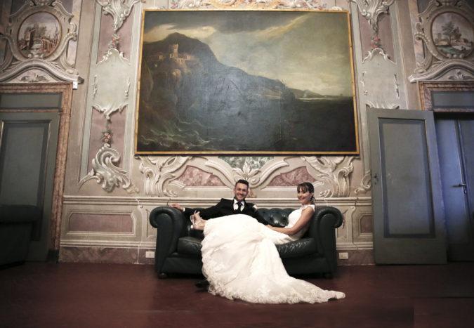 Alessandra e Luca