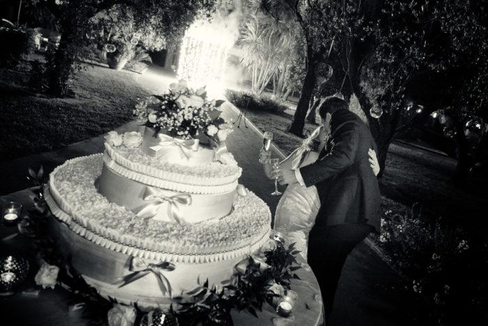 una torta discreta :)