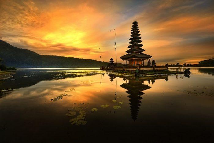 Pura Ulun Danu Batur - Bali