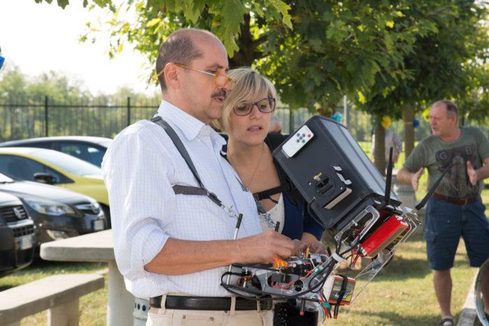 Roberto pilota certif.droni