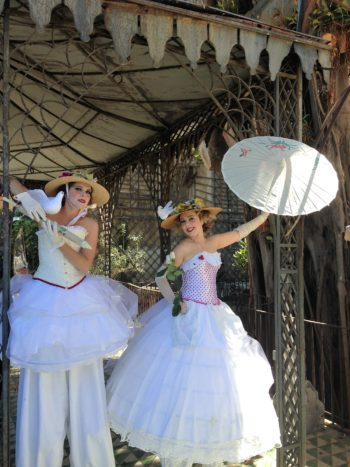 trampoliere wedding