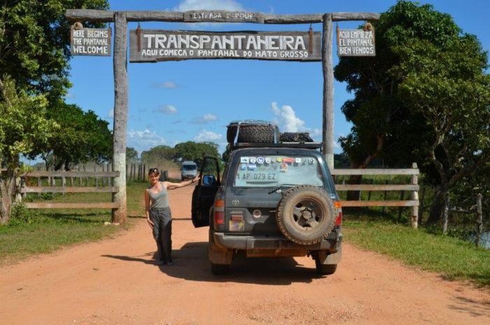 Transpantanera - Brasile