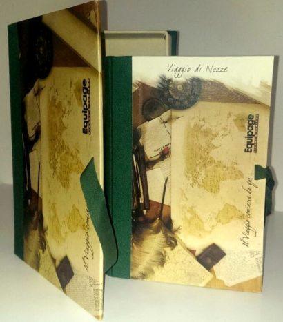 Cofanetto e libro degli sposi