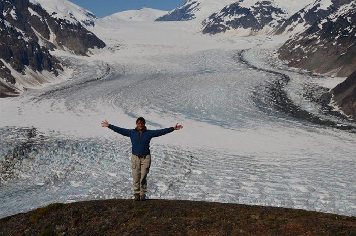 Salomon Glacier - Alaska