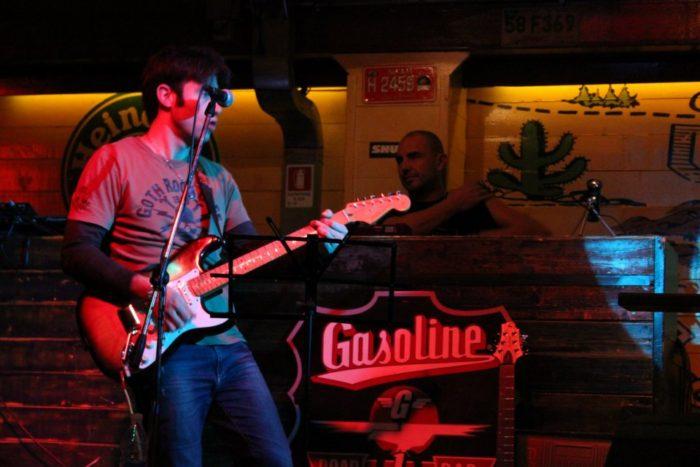 Live al Gasoline