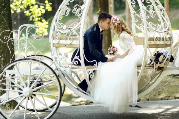 matrimonio cinderella