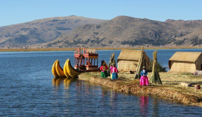 Lago Titicaca - Perù