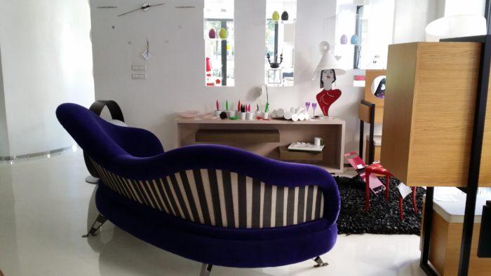 Il divano di Adele Cassina